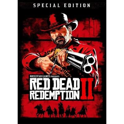 Red Dead Redemption 2: Special Edition (PC) Klucz aktywacyjny
