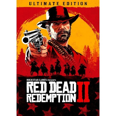 Red Dead Redemption 2: Ultimate Edition (PC) Klucz aktywacyjny